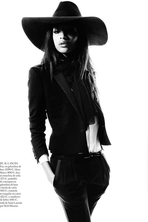 Vogue Spain February 2013