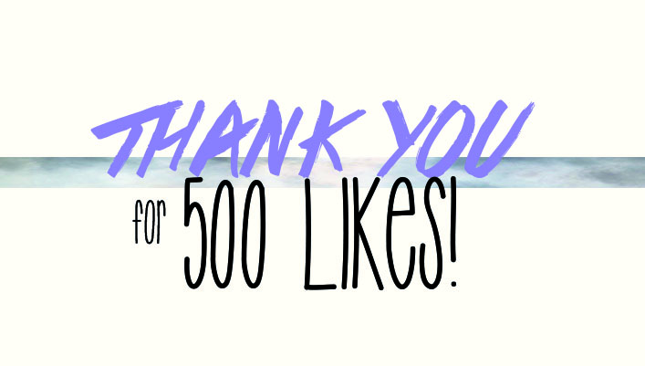 how to say thanks on facebook for likes